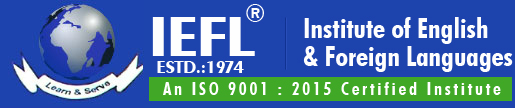 Institute of English & Foreign Languages (IEFL)